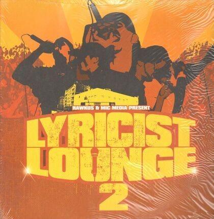 #<Artist:0x00007fcee25660b8> - Lyricist Lounge 2