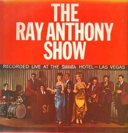 #<Artist:0x00007f77c7035020> - The Ray Anthony Show