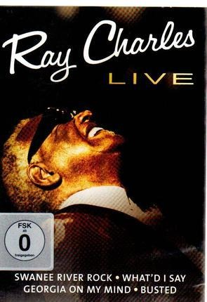 #<Artist:0x00007f04c90dadc0> - Ray Charles Live