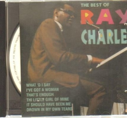 #<Artist:0x00007f73e4df00e8> - The Best Of Ray Charles