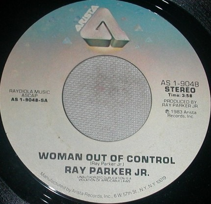 #<Artist:0x00007fcec037dc50> - Woman Out of Control