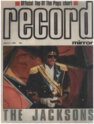 #<Artist:0x00007f162e2f07d8> - JUL 21 / 1984 - The Jacksons