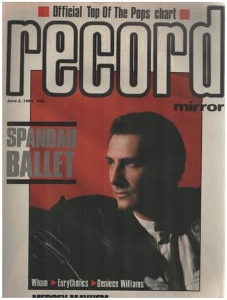#<Artist:0x00000000082e77c0> - JUN 2 / 1984 - Spandau Ballet