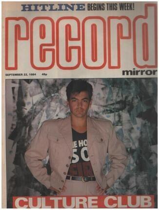 #<Artist:0x00007fb6441cbcc0> - SEP 22 / 1984 - Culture Club