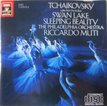 #<Artist:0x00007f60e3c9cb10> - Suites From The Ballets: Swan Lake / Sleeping Beauty
