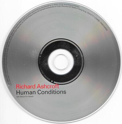#<Artist:0x00007fb5435d0110> - Human Conditions