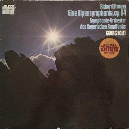 #<Artist:0x00007f08fe63de50> - An Alpine Symphony (Eine Alpensinfonie) Op.64
