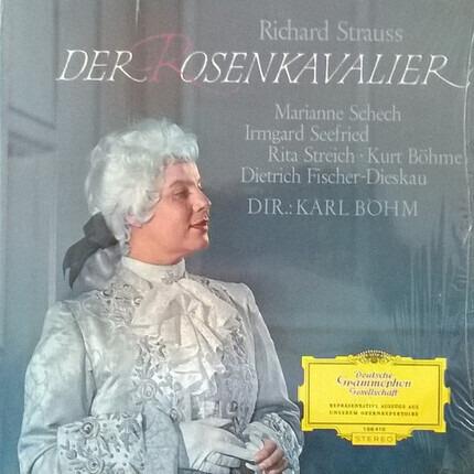 #<Artist:0x00007fcee17758f0> - Der Rosenkavalier (Querschnitt)