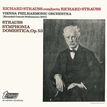 #<Artist:0x00007f86490fa420> - Richard Strauss Conducts Richard Strauss