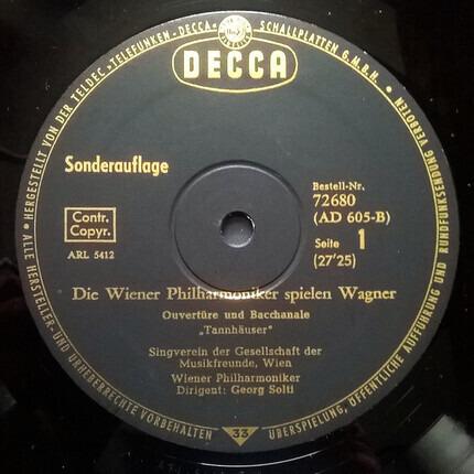 #<Artist:0x00007fcee1da67d8> - Die Wiener Philharmoniker Spielen Wagner