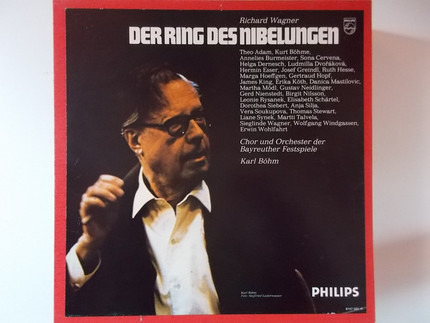 #<Artist:0x00007fcee1c2d8c0> - Der Ring Des Nibelungen - Bayreuther Festspiele