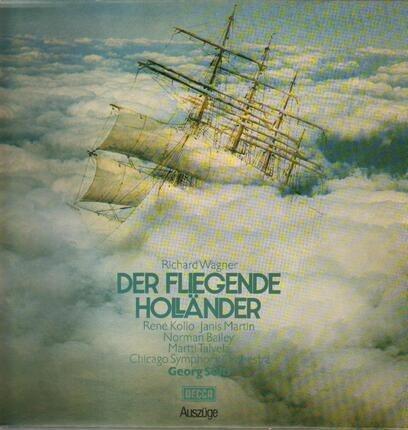 #<Artist:0x00007fcee2a79dc0> - Der Fliegende Holländer - Auszüge