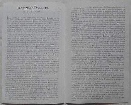 #<Artist:0x00007fcec1506da0> - Die Meistersinger Von Nürnberg - Salzburg Festspiele 1937 - Toscanini Memorial