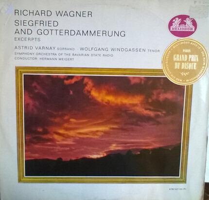 #<Artist:0x00007f04d1351d08> - Siegfried And Götterdämmerung Excerpts