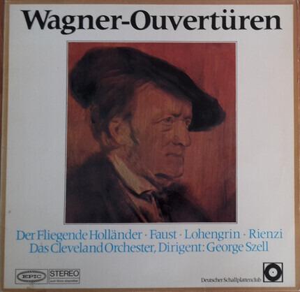 #<Artist:0x00007f740e5f44f0> - Wagner-Ouvertüren