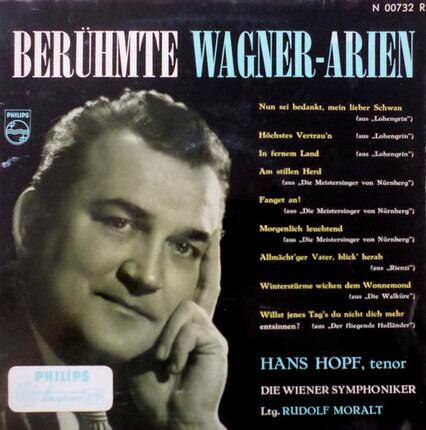 #<Artist:0x00007f9065fe4a28> - Berühmte Wagner-Arien