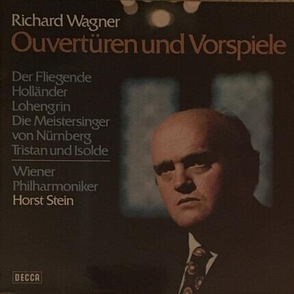 #<Artist:0x00007f60e35e9368> - Wagner: Overtüren Und Vorspiele