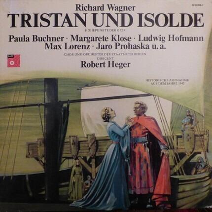 #<Artist:0x00007f41070fc630> - Tristan Und Isolde (Höhepunkte Der Oper)