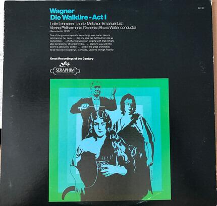 #<Artist:0x00007f740c6baff8> - Die Walküre - Act I