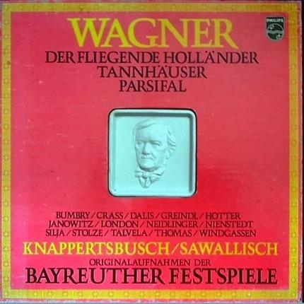 #<Artist:0x0000000007905b08> - Der Fliegende Holländer / Tannhäuser / Parsifal