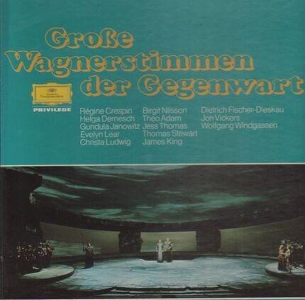 #<Artist:0x00007f73ef9d91c0> - Grosse Wagnerstimmen Der Gegenwart