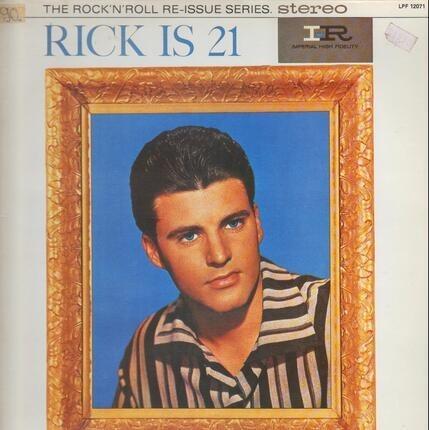 #<Artist:0x00007f1c0df89a00> - Rick Is 21