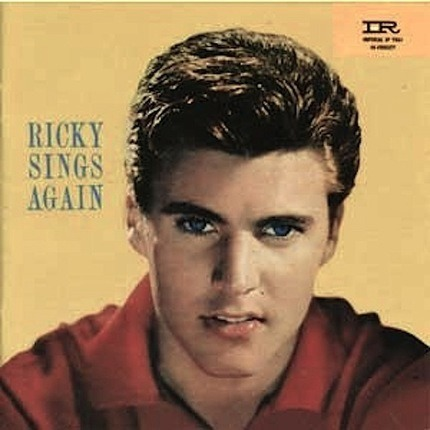 #<Artist:0x00007f412efe49a0> - Ricky Sings Again