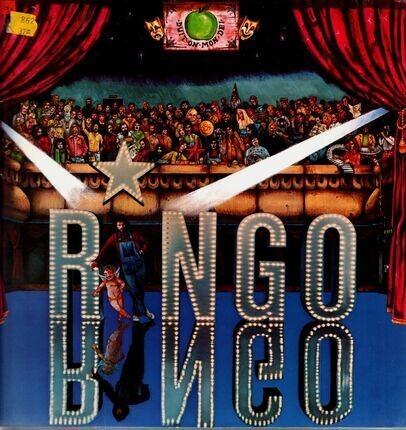 #<Artist:0x00007f410e162320> - Ringo