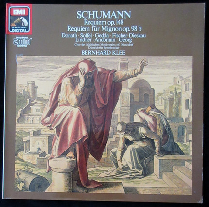 #<Artist:0x00007f325d2f40e0> - Requiem Des-dur Op. 148, Requiem Für Mignon Op. 98b