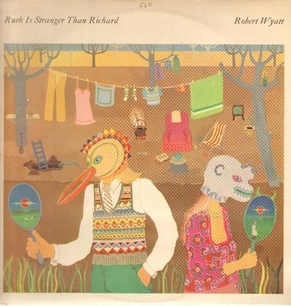 #<Artist:0x00007f22980aa7c8> - Ruth Is Stranger Than Richard
