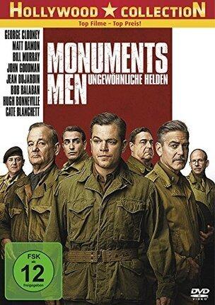 #<Artist:0x00007f21c76e5308> - Monuments Men - Ungewöhnliche Helden