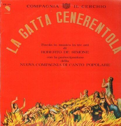 #<Artist:0x0000000008b65988> - La Gatta Cenerentola