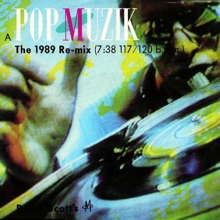 #<Artist:0x00007f3625487eb8> - Pop Muzik (The 1989 Re-mix)