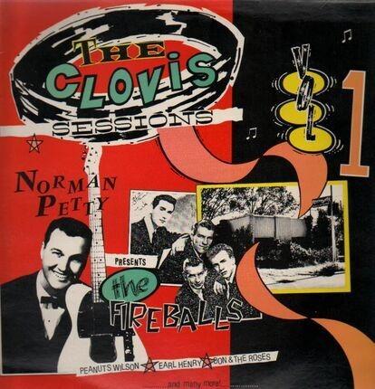 #<Artist:0x00007f6534dfd518> - The Clovis Sessions Vol. 1