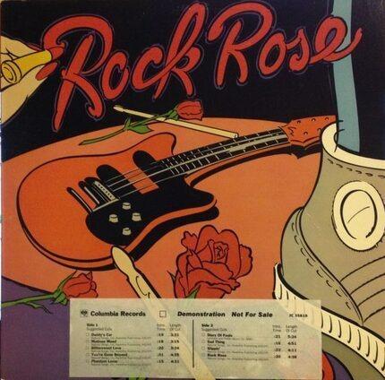 #<Artist:0x00007f4ea5270880> - Rock Rose
