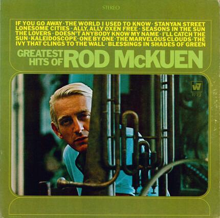 #<Artist:0x00007f5e199ec8d8> - Greatest Hits Of Rod Mckuen