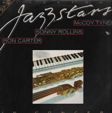 #<Artist:0x00007f8eaaee7718> - Milestone Jazzstars In Concert