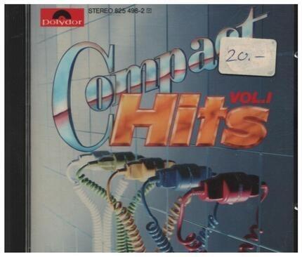 #<Artist:0x00007f410d5d6fb0> - Compact Hits Vol. I