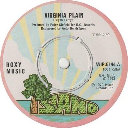 #<Artist:0x00007fb5184bf620> - Virginia Plain / The Numberer
