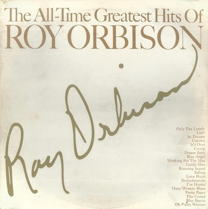 #<Artist:0x00007f60e3fac490> - The All-time Greatest Hits Of Roy Orbison