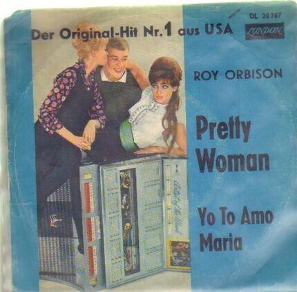 #<Artist:0x00007f4104647750> - Pretty Woman
