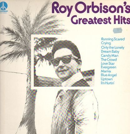 #<Artist:0x00007f412d4113b8> - Roy Orbison's Greatest Hits
