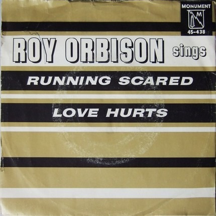 #<Artist:0x00007f60e2cf20c0> - Running Scared / Love Hurts