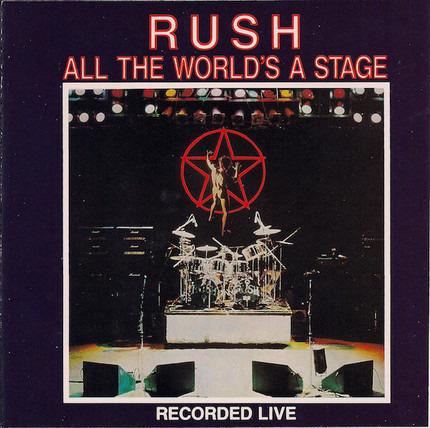 #<Artist:0x00007f2aa8f01930> - All the World's a Stage