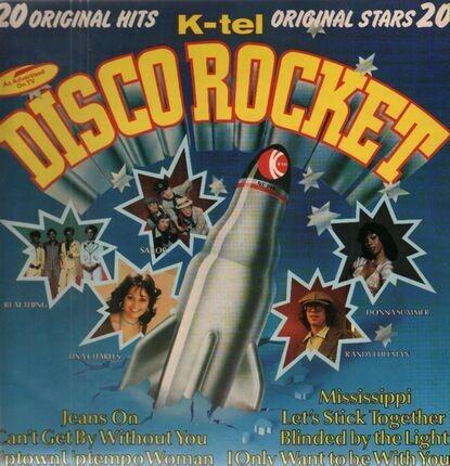 #<Artist:0x00007fcec10ce260> - Disco Rocket