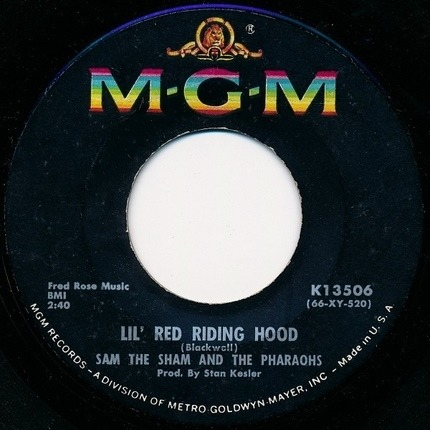 #<Artist:0x000000000830c840> - Lil' Red Riding Hood / Love Me Like Before