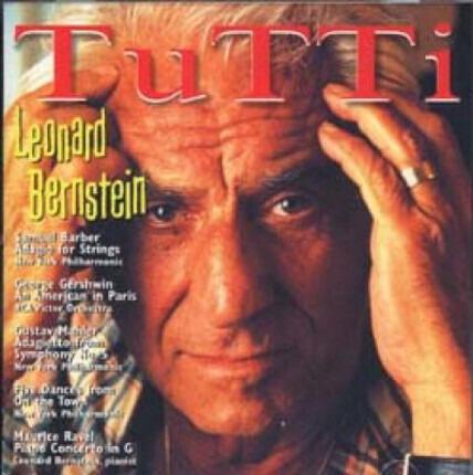 #<Artist:0x00007fafbdfefe88> - Tutti Leonard Bernstein