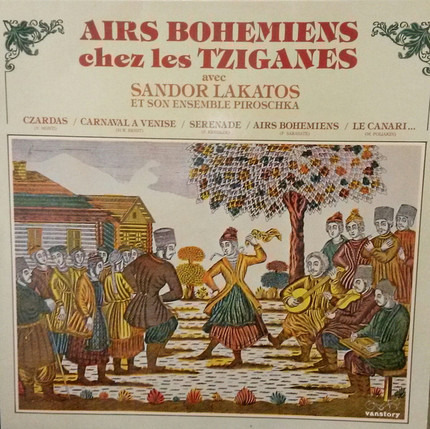 #<Artist:0x00007f6f79837be8> - Airs Bohémiens Chez Les Tziganes