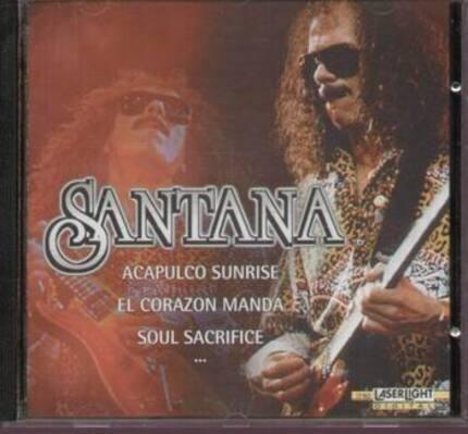 #<Artist:0x00007f9540ca5490> - Santana (Laserlight - 12963)