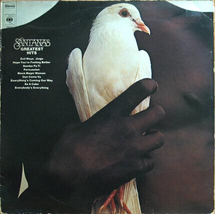 #<Artist:0x00007f2290486f70> - Santana's Greatest Hits